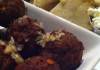 Greek Meatballs Appetizer