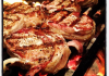 Pork Chops Bacon Wrapped 01